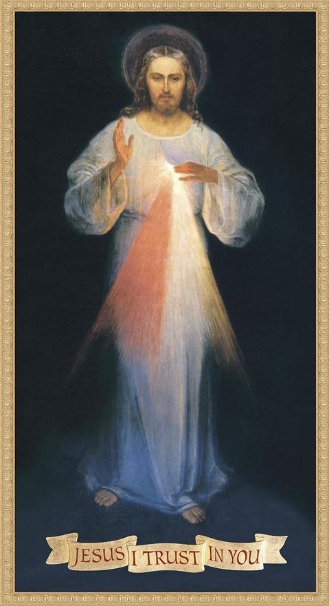 A SAGRADA IMAGEM DE JESUSMISERICORDIOSO