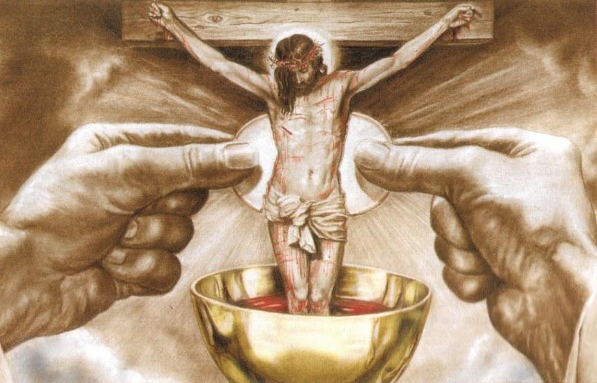 GRANDEZA DA DÁDIVA QUE JESUS CRISTO NOS FEZ NA SANTÍSSIMAEUCARISTIA