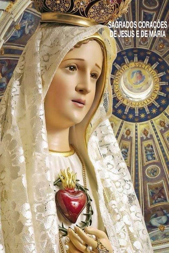 MEDITAÇÃO SOBRE A VIRGEM MARIA SANTÍSSIMA-30/05/17-TERÇA-FEIRA