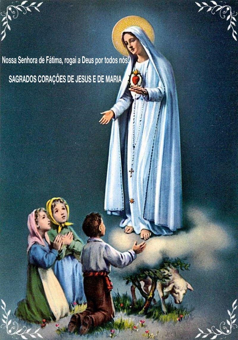 Nossa Senhora de Fátima, Graça eMisericórdia