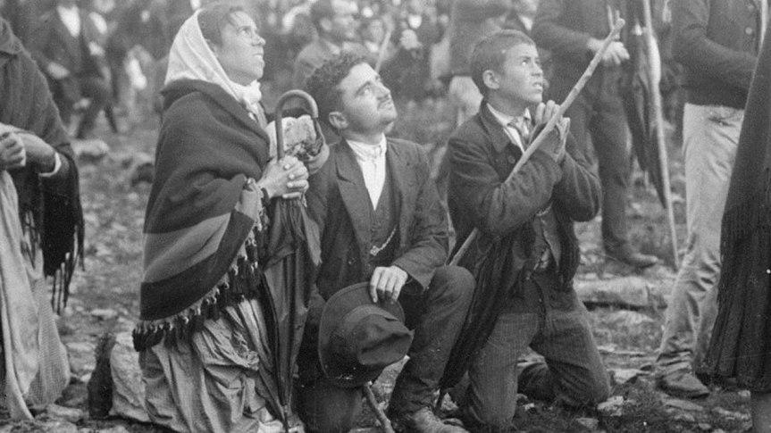 O MILAGRE DO SOL – SEXTA E ÚLTIMA APARIÇÃO DE NOSSA SENHORA DE FÁTIMA – 13 DE OUTUBRO DE1917