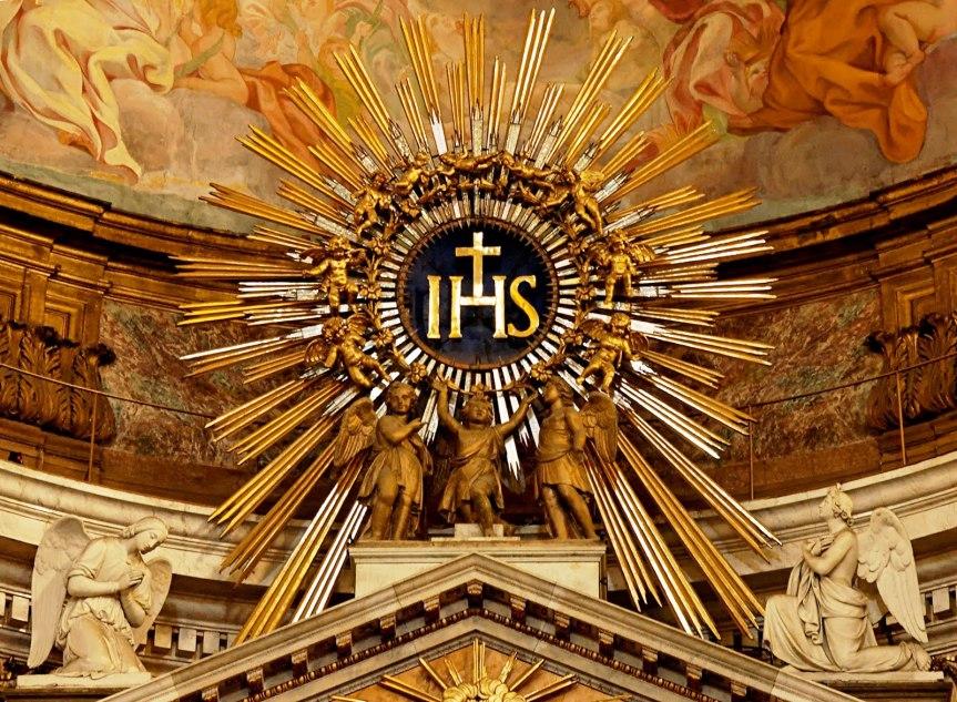 FESTA DO SANTÍSSIMO NOME DE JESUS –02/01