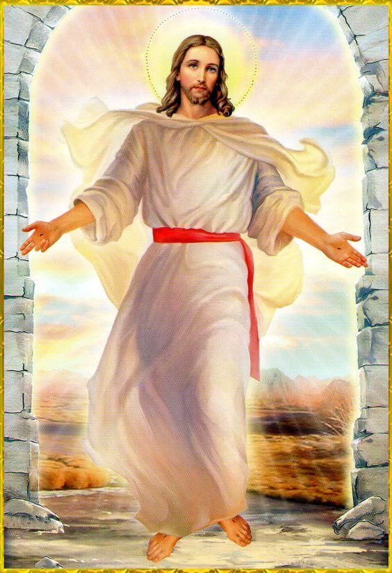 ORAÇÃO A JESUSRESSUSCITADO